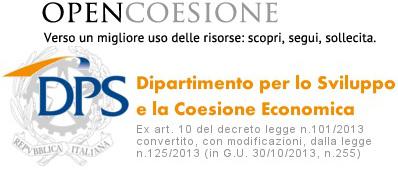 open coesione